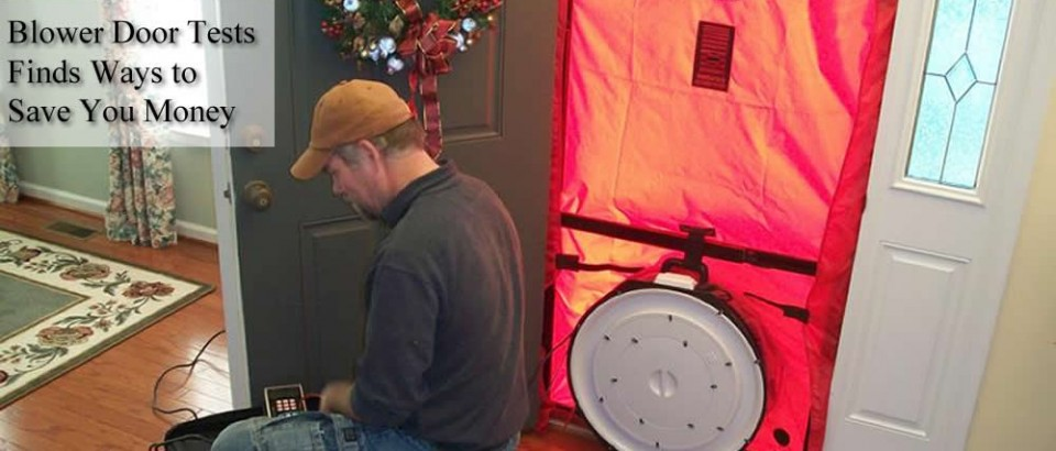Blower Door Testing in Gloucester, Virginia